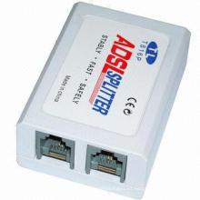 Splitter ADSL para Rj11 y RJ45 de St-Asdl-9