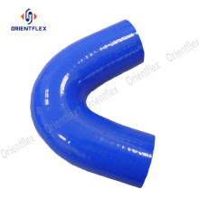 Multi-purpose silicone 90 Degree Elbow Reducer Silicone Tube