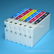 Compatible ink cartridge refill kit for fuji dx100 inkjet printer uv dye ink for fuji dx100 printing ink cartridge