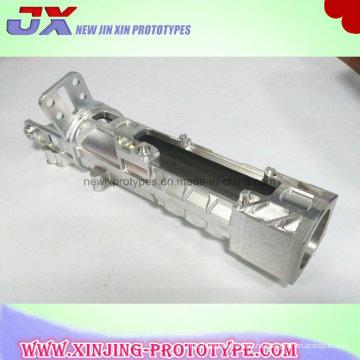 Анодированный алюминий отделка высокой точности с ЧПУ частей