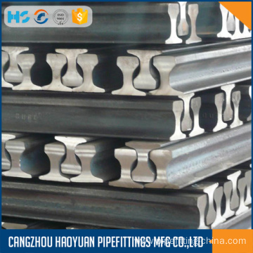 Top for Supply Quality Crane Steel Rail, Crane Rail, Standard Crane Steel Rail From China Manufacturer Steel Rail  Rail S18 export to Benin Suppliers