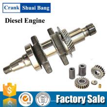Shuaibang Konkurrenzfähiger Preis Made In China Benzinbetriebene Wasserpumpe Kurbelwelle Herstellung