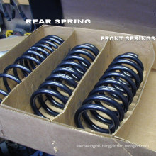 Large Diameter Compression Spring