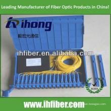 1 * 32 sc / upc Faser optischer Plc Splitter
