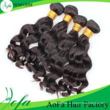 Китай завод оптовые монгольский человеческих волос девственницы с самым лучшим ценой