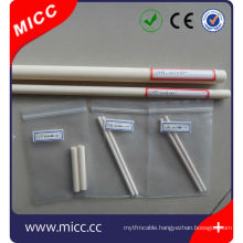 99.5% al203 thermocouple porous ceramic tube for tube furnace