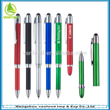 Stylish MultiColor Popular Hot Sale Stylus Touch Screen Pen For Mobile Phone, Ipod, Tablet