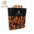 Best Selling Durable & Reusable Custom Print Flexiloop Handle Plastic Tote Bags with Handles