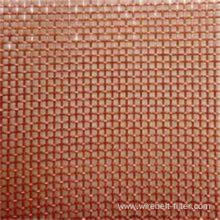 Square hole Copper Wire Mesh