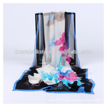 Fashion Designer Ladies Silk Scarves