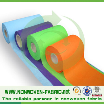 Fábrica no tejida de Fujian, proveedor no tejido