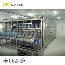 Ligne de remplissage de l'eau potable de baril 900-1200BPH