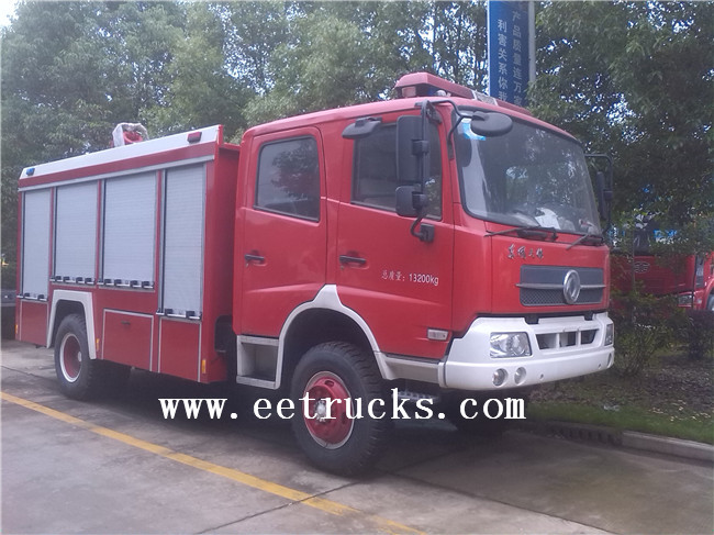 10 TON Fire Fighting Trucks