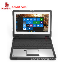 "Rugged Notebook Waterproof Laptop Computer Military Tablet PC Windows 10 Home 11.6"" 8G RAM 128GB SSD RS232 UBlox GPS Stylus HDMI"