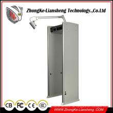 AC90V-250V Sicherheit Detection Türrahmen Archway Metalldetektor