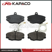 Car brake pad for CITROEN 95658557