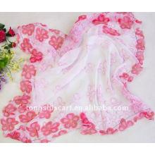 Polyester quadratischer Schal