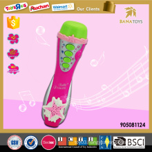 Music microphone Baby games toys