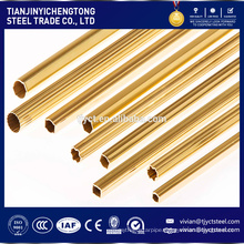 high quality thick walled brass tube c26800 c2600