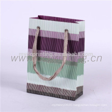 Custom printed decoration handmade gift paper bag