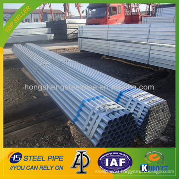 Welded Zinc Coated Pipe