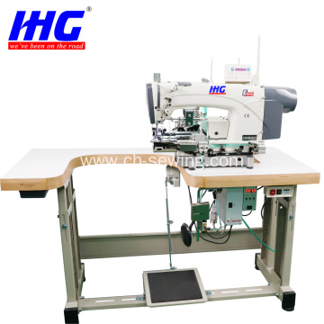 IH-639D-CSHDirect Drive Chainstitch Bottom Hemming Machine