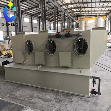 Polypropylene waste gas treatment equipment ----gas scrubber