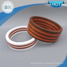 Усиленная ткань V-образный упаковки для нефтепромыслового лагерях, в стальных насосы