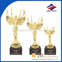 Alta calidad personalizada personalidad trofeo Oscar trofeo