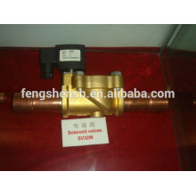 SOLENOID VALVE SV series WITH DIAPHRAGMS SV32W
