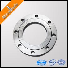 12821-80 con brida de acero al carbono PN16