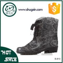 дешевые дождь обувь водонепроницаемый дождь сапоги резиновые сапоги