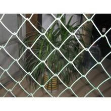 Clôture décorative en fil de chaîne en Chine