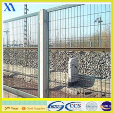 Galvanized Coated Wire Fencing with 5*12 Opening