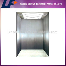 Hairline Stainless Steel Goods Elevator/Huge Capacity Elevator/Goods Lift