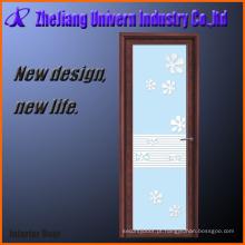 Sistema de porta dobrável de vidro Yk-K85