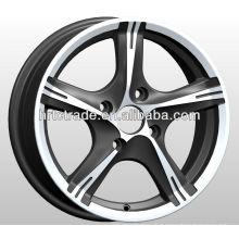 15 pouces belle roue de voiture sport réplique de 4 trous 100-114.3mm
