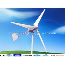 turbinas de viento para uso casero e industrial