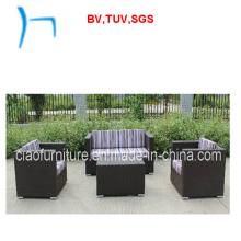 F-China Outdoor Furniture Wicker Patio Sofa Set (6420)