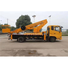 Dongfeng 24m Telescopic aerial working vehicle