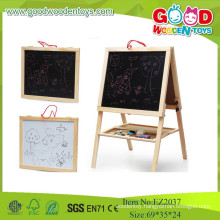 OEM/ODM Kids Wooden Easel Antique Wooden Toys