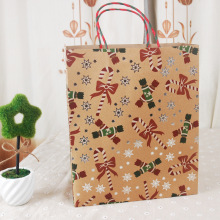 Christmas Recyclable paper bag