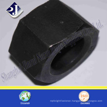 black finish grade a194 2h nut