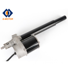 Industrial linear actuator with heavy duty