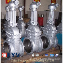 API Electric Cast Steel Flexible Wedge Gate Valve