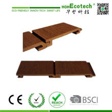 Revestimento composto plástico de madeira da parede de WPC / placa de painel