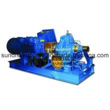 Diesel angetriebene horizontale Split Case Pump