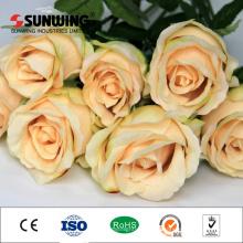 billig künstliche Blumen der künstlichen Blumen der Tischhochzeitsdekoration