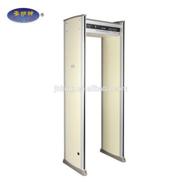 Paseo infrarrojo del rayo a través de la puerta JH - 5B del detector de metales de la seguridad