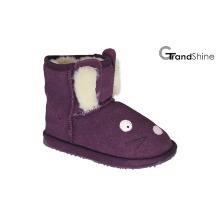 Nouveaux bottes à neige pour enfants Mini lapin